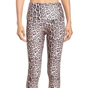 Onzie Leopard High Waist Legging